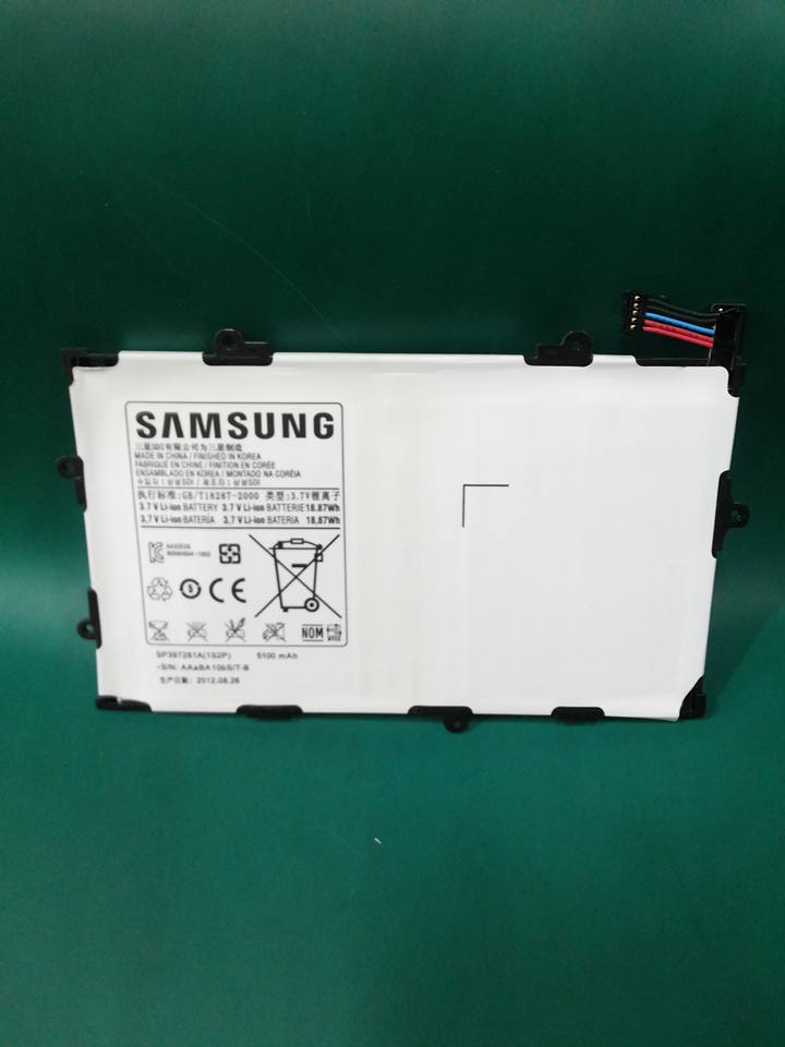 BATTERY SAMSUNG TAB P6800 ORI 100%
