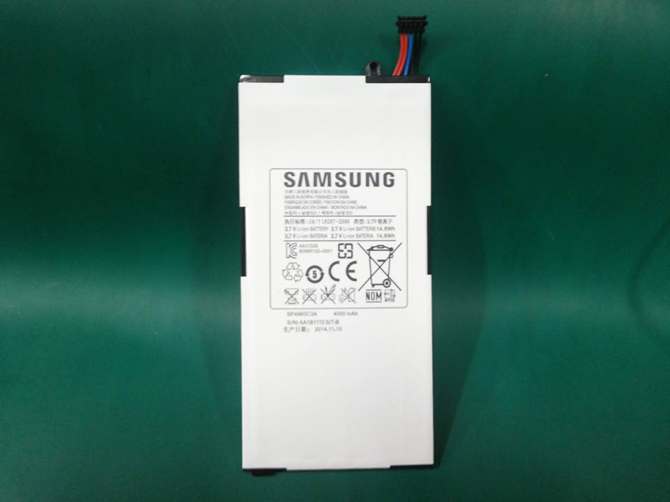 BATTERY SAMSUNG TAB P1000 ORI 100%