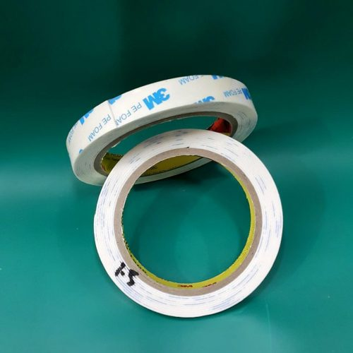 DOUBLE TAPE 3M BUSA 1.5 MM WHITE ORI-70991